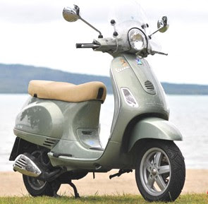 Philadelphia Scooters: THE NEW SYM FIDDLE II REVIEW!