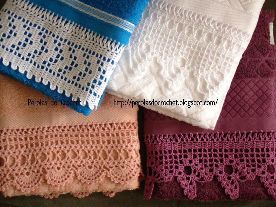 12e32191662b9 Renata Vieira Pérolas do Crochet  Barradinhos de Crochet