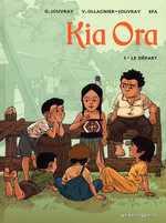 "Kia Ora 1 ""Le depart"""