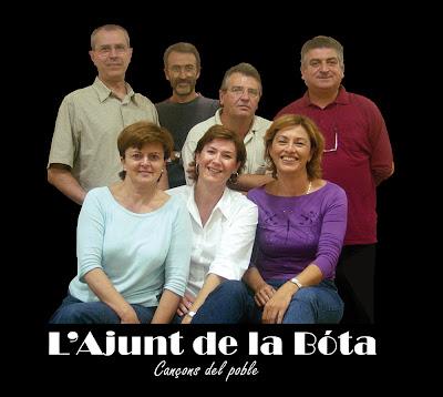 """""""L'Ajunt de la Bota"""" - cançons populars"""