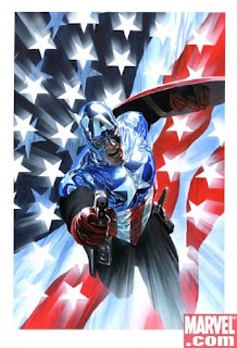The new Captain America