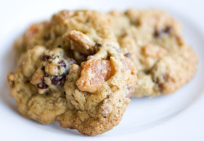 Jen's Bistro: Hyacinth's Everything Cookies