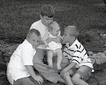 Drew, Sam Joe & Tori