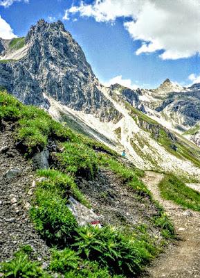 Lünersee Rätikon Vorarlberg