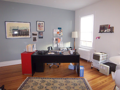 Oh My Gosh Here S A Before Picture From Right When We Moved In I D Forgotten About That Oranger Than Thou Accent Wall It Didn T Last Long