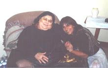 con MERCEDES. febrero 2008