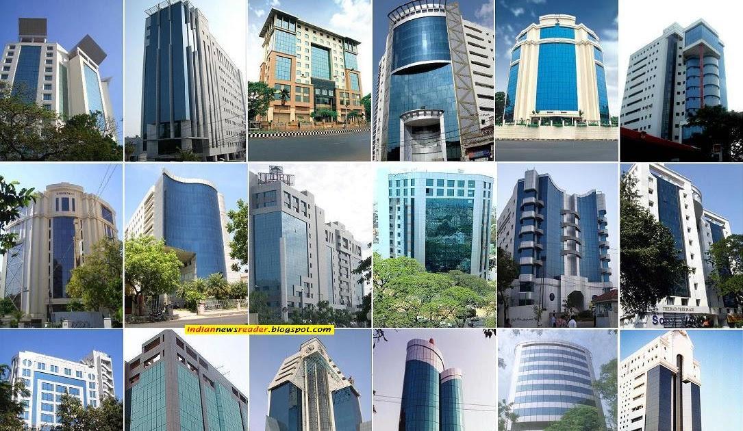 Indian News Reader: Modern Indian Architecture