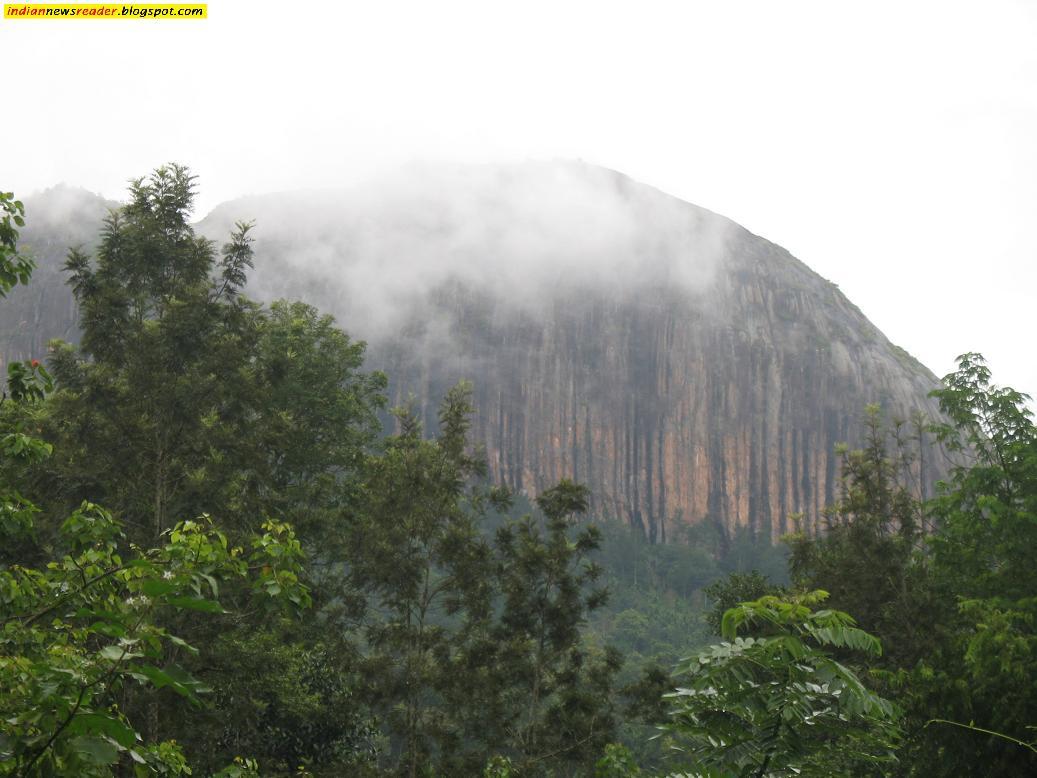Indian News Reader Kerala Tourism - Wayanad-1545