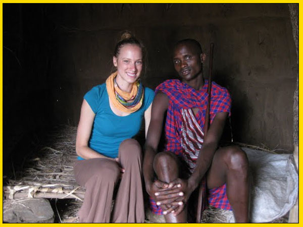 The Spirit Of Africa Masai Tribe