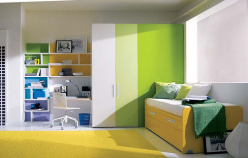 Bedroom Designs Teens Bright Bedroom Ideas