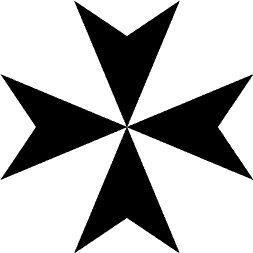 Algunos SIMBOLOS y su significado Cruz+de+Malta