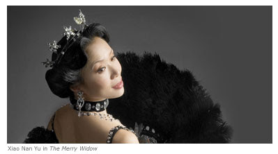Tapeworthy: The Merry Viewer - The Merry Widow - Ballet Review