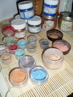 trucco minerale fatto in casa