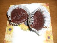 muffin cioccolato arancia senza uova ricetta vegan