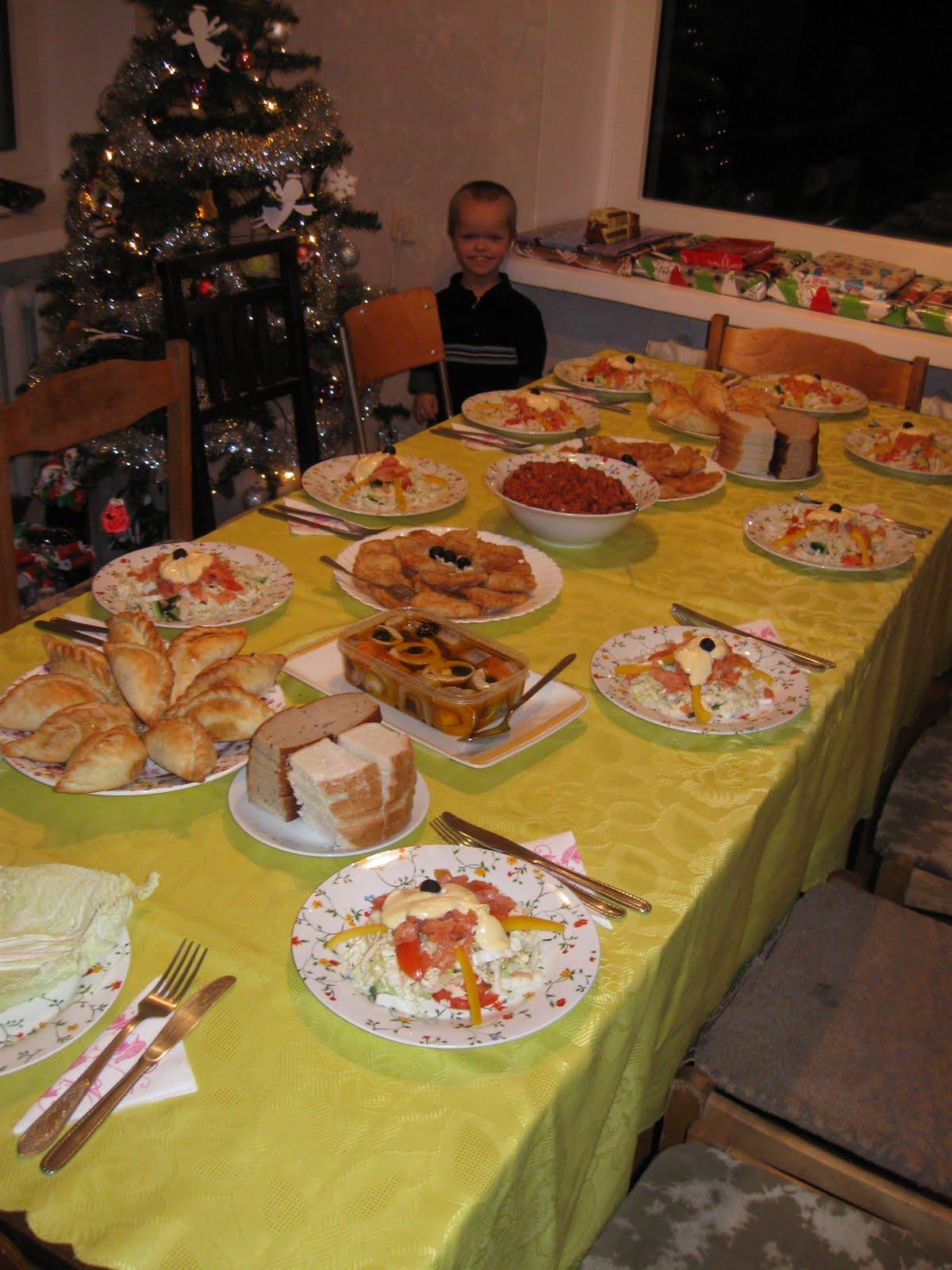 FSJ in Marijampolė (Litauen): Litauische Weihnachten