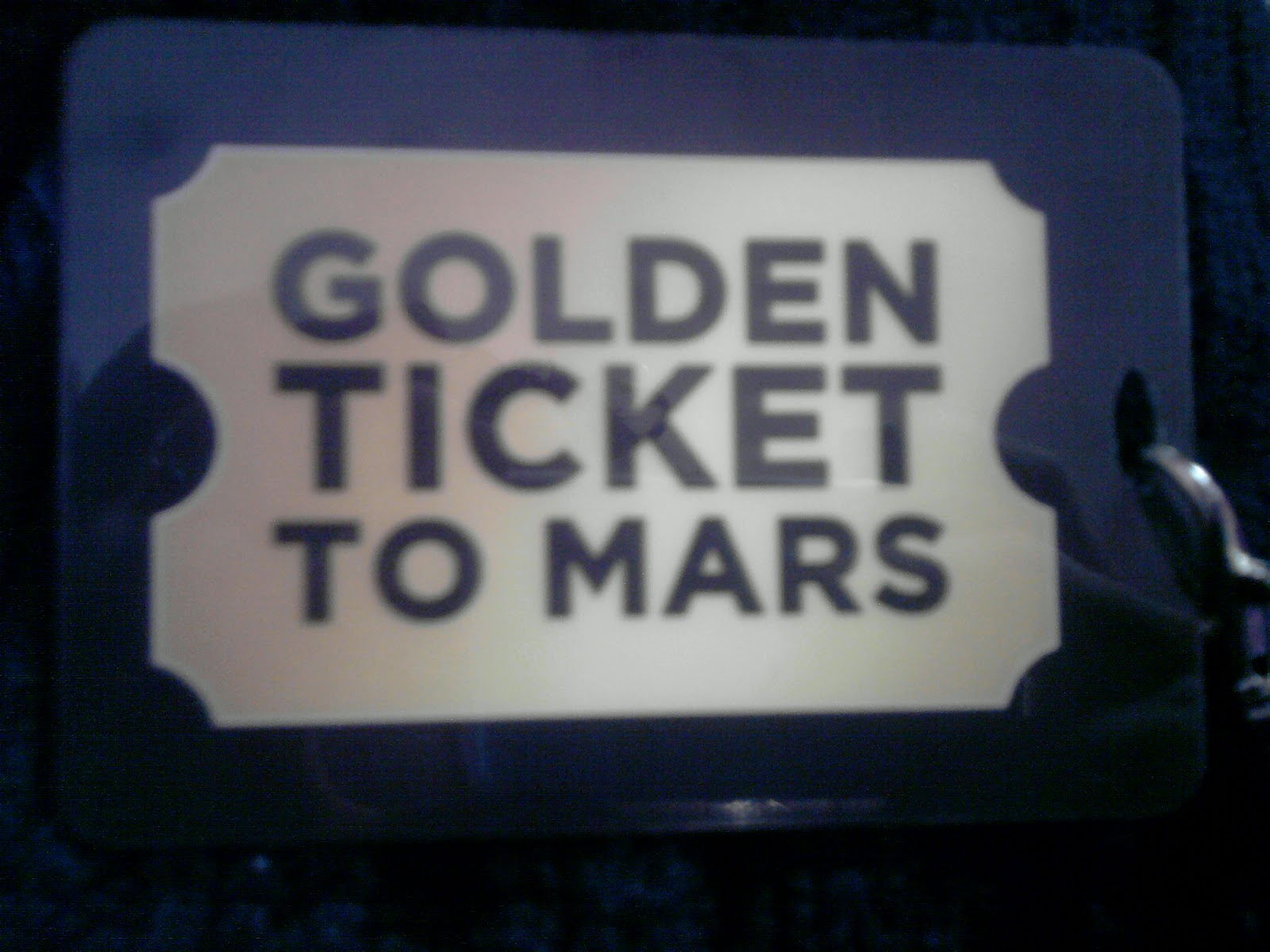 ticket to mars space flight - photo #8