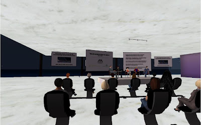 ABA Virtual Reality Law Conference in Second Life