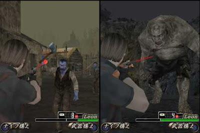 Resident Evil 4 Juegos De Java 320 X 240 Gratis Descarga