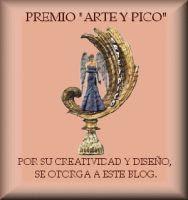 Premio a este blog