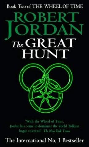 The Great Hunt Robert Jordan : great, robert, jordan, Wertzone:, Great, Robert, Jordan