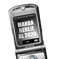 Manda ESTAFA al 2020