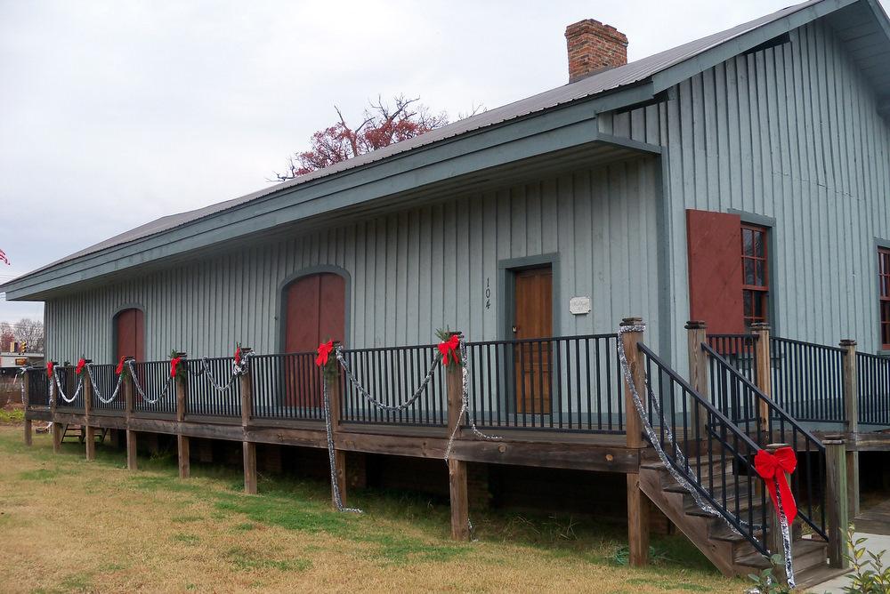 Piedmont Triad Living Kernersville Nc Railroad Depot