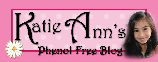 Katie Ann's Phenol Free Blog