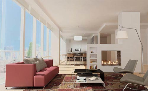 Estructuras italianas v s estructuras chilenas - Casa modernas por dentro ...