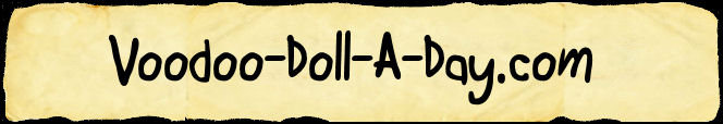 Voodoo-Doll-A-Day