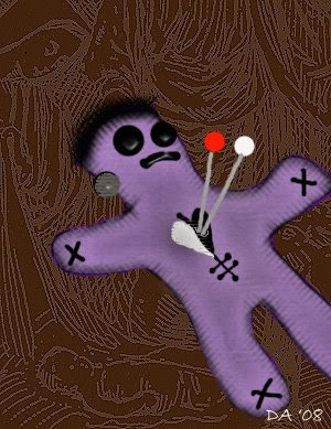 Ask Voodoo Mama: Is a voodoo doll like a person so you can