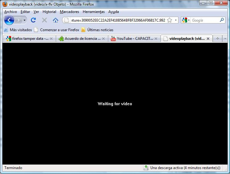 Videos de tamper data