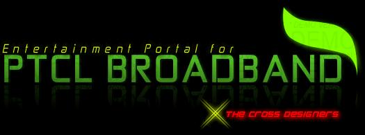 Ptcl Broadband Entertainment