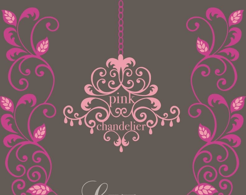 Pink Hy Thoughts Always Announcing Chandelier Official Launch And Logo