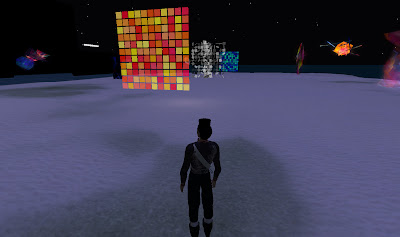 Color, Form & Light, BioSphere2