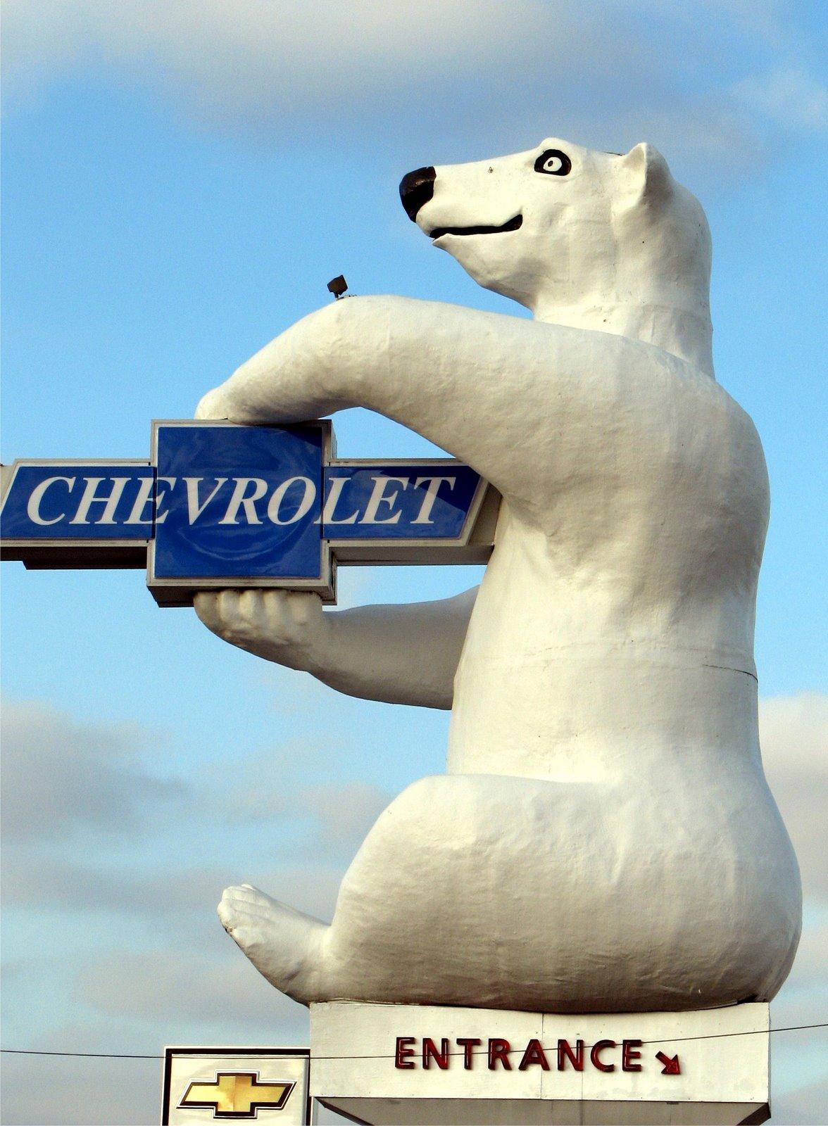 Minnesota Real Estate Update Uniquely Minnesota Artful Distractions Hometown Version Giant Polar Bear In White Bear Lake