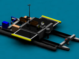 floating unmanned platform
