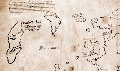 "Vinland Map High Resolution TYWKIWDBI (""Tai-W..."