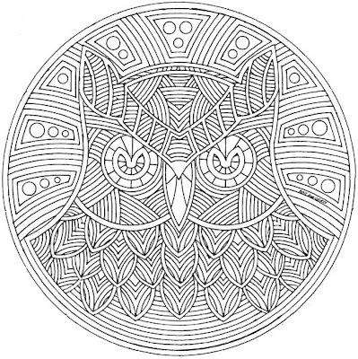 100 Pentru Copii Mandala Imagini De Colorat Pagina 8