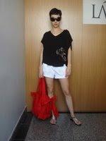 A Cris também usa bolsa Deura Melo!!!