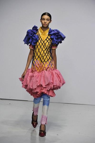 London College Of Fashion Karishma Shahani Disneyrollergirl