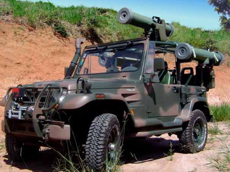Misiles guiados anti-tanques