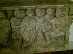 Sarcófago cristiano romano