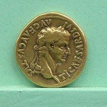 Moneda de Tiberio