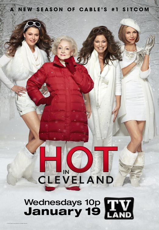 Assistir Série Hot in Cleveland Online Megavideo Legendado