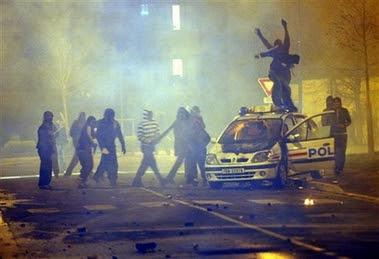 émeutes et intifada à Villiers-le-Bel