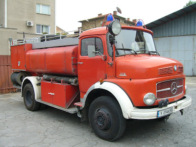 Yambol Fire Engine