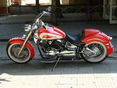 Fine Motorbike