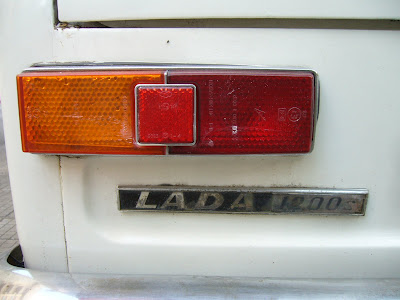 Lada Rear Indicator Lights