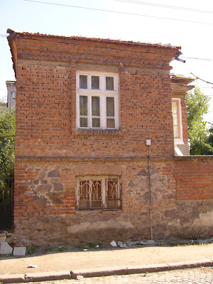 Brick and Stone House