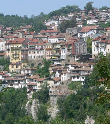 Another Archaeological Find In Bulgaria - This TIme In Veliko Turnovo